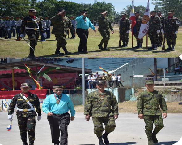 CCSPC conducts Regional Annual Administrative Tactical Inspection