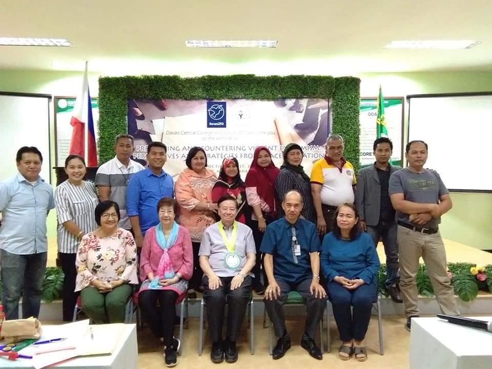 Team IDIG Attends Seminar-Workshop on Violent Extremism