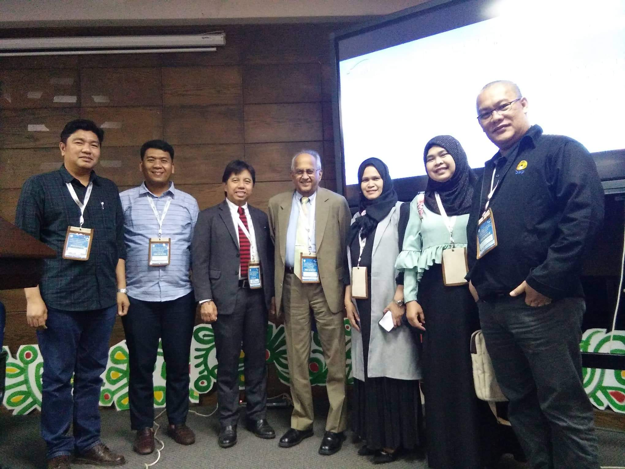CCSPC Graduate Faculty Attends the 7th International Conference on Public Administration and Development